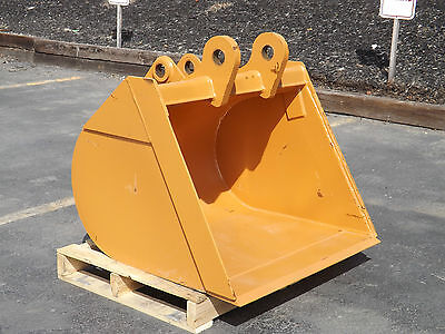 New 36 Case 580n Backhoe Bucket Without Teeth