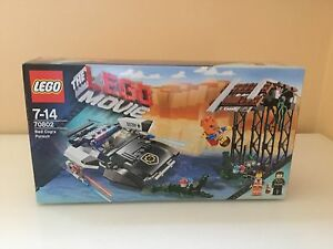 LEGO Movie Set Bad Cop's Pursuit 70802 (good condition) Ivanhoe Banyule Area Preview