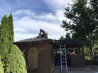 Re-roofing or roof repair, best price, good service