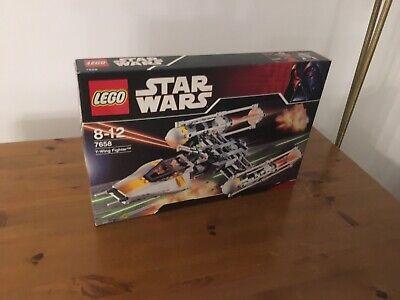 Star Wars Lego 7658: Y-Wing Fighter BNIB