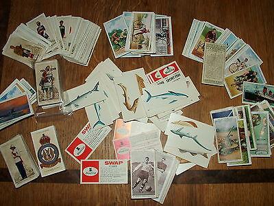 600+ Job Lot Cigarette Cards Odds Good Sorter