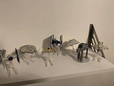 Star Wars Hot Wheels Starships Bundle
