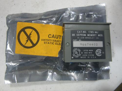 Allen Bradley 1785-MJ 8K Eeprom Memory Module P/N 96674402 NEW!!!