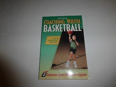 NEW Coaching Youth Basketball-2nd Edition by American Sport Education Program279