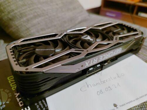GeForce RTX 3070 | NON LHR | Gainward Phoenix 8GB GDDR6 Grafikkarte