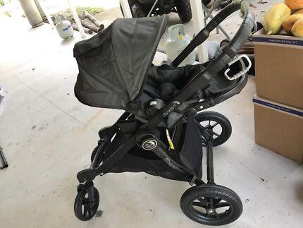 Baby Jogger city select plus bassinet kit 2016 model