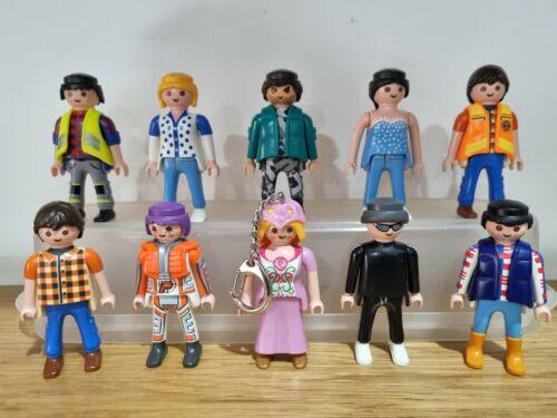 Playmobil Figures Assorted x10 Bundles