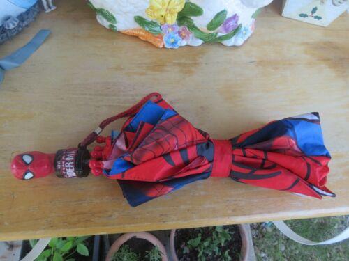Ultimate Spiderman Umbrella Official Marvel Licensed Kids Children