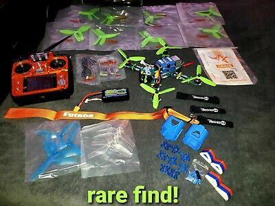 ARRIS C250 V2 FPV Racing Drone RTF W/Radiolink AT102 raido, RARE COMBO *EXTRAS!*