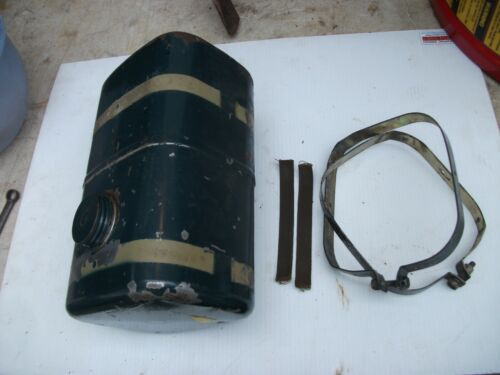 Kohler K181 8hp Gas Tank and Straps