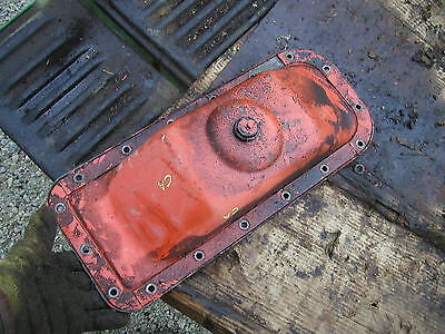 Allis Chalmers Ca Tractor Original Ac Engine Motor Oil Pan Drain Plug