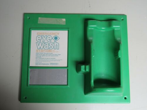 """BEL-ART PRODUCTS Emergency Eye Wash Station For First Aid 17 x 15"""""""
