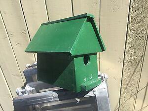 Free birdhouse.
