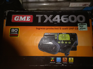 GME TX4600 NEW OFFERS $350 FIRM Jimboomba Logan Area Preview