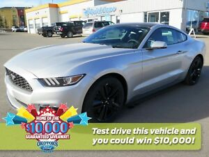2017 Ford Mustang EcoBoost Premium 2.3l 4v TI-VCT I4 Coupe