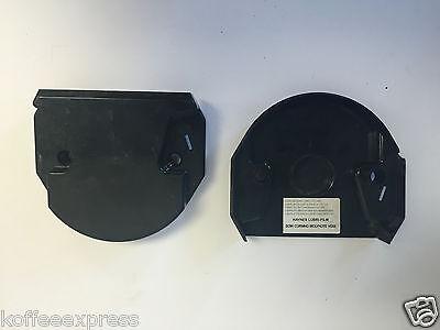 One Ugolini Motor Back Cover Black Slushie Machine Parts 013