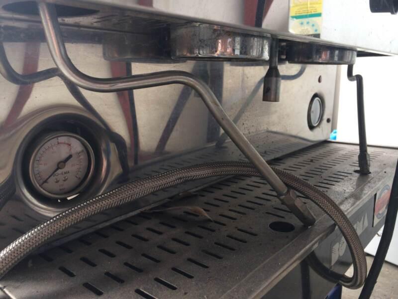 brasilia coffee machine