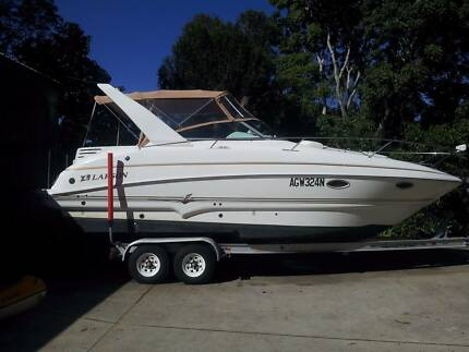 Larson 274 2004 Sports Cruiser Southport Gold Coast City Preview