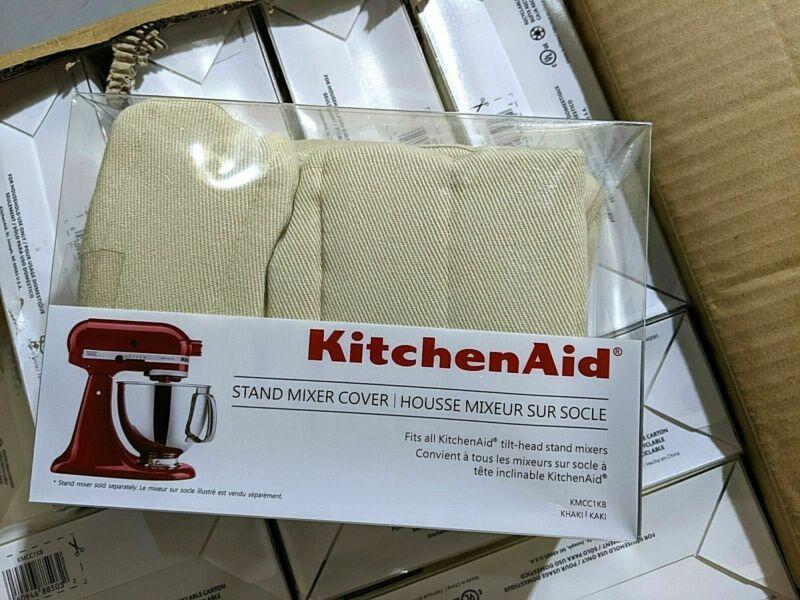 KitchenAid Stand Mixer Covers in Khaki NEW