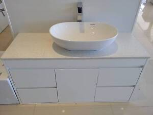 1200mm Bathroom Vanity with Stone Top & Basin Now Only $999 Bentley Canning Area Preview