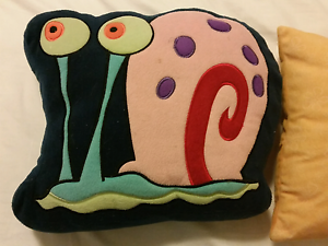 Gary, spongebob square pants pillow Fairfield Fairfield Area Preview
