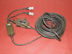 PRC-77 & PRC-25 Retransmission Cable Kit RTC-77/GY MK-456/GRC - <span itemprop='availableAtOrFrom'>Tarczyn, Polska</span> - PRC-77 & PRC-25 Retransmission Cable Kit RTC-77/GY MK-456/GRC - Tarczyn, Polska