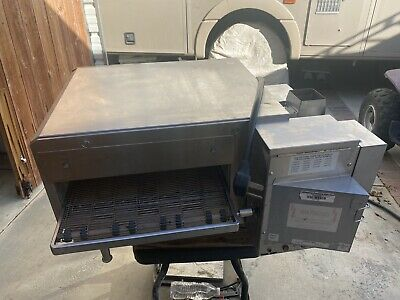 Lincoln Impinger 1301 Countertop Conveyor Pizza Oven