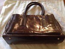 Karen Millen Handbag - chocolate brown Maroubra Eastern Suburbs Preview