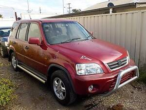 WRECKING / DISMANTLING 1999 HONDA CRV 2.0L AUTOMATIC North St Marys Penrith Area Preview