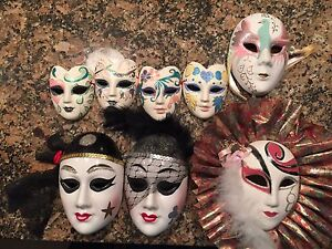 Wall Masks