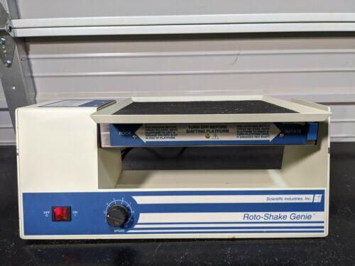 "Scientific Industries SI-1100 Roto-Shake Genie Rocker / Rotator with 12x12"" Tray"