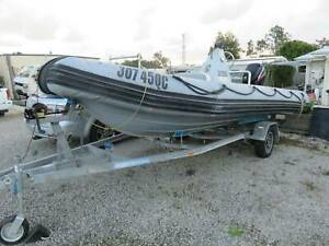 2008 Gemini Waverunner WR550 90 HP Caboolture Caboolture Area Preview