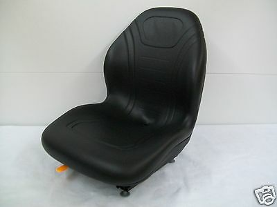 High Back Black Seat Bobcat 463542543642643742743843t190 Skid Steer Cd