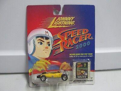 Johnny Lightning Speed Racer 2000 Racer X Indy Race Car (1) for sale  Mechanicsburg