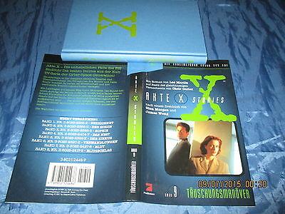 AKTE  X  , Stories  # 9 ,  Die unheimlichen Fälle des FBI , 1. Auflage 1997
