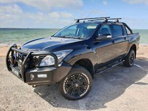 Ford Ranger/Mazda BT50 lift kit