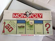 Monopoly board game Scarborough Stirling Area Preview