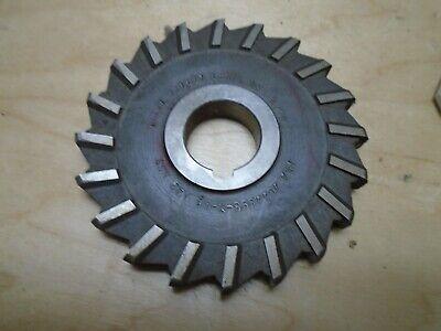 """NEW HSS Endmill 4 spiral flutes Cutter 15//32/""""  MTS Morse 1 GBM"""