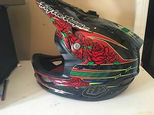 Troy lee designs helmet Edgeworth Lake Macquarie Area Preview