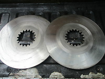 1962 John Deere 4010 Gas Farm Tractor Brake Disc Free Shipping