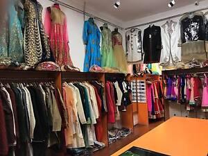 Readymade Ethnic Wear Shop For Sale Melbourne CBD Melbourne City Preview