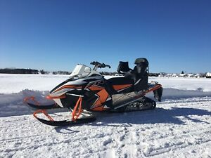 Artic cat zr 8000