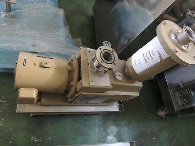 Ulvac Ec803 Oil Rotary Vacuum Pump