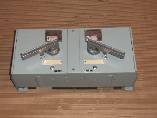 Ite Siemens V7e V7e3612 30 60 Amp 600v Fusible Panelboard Switch Ser A Handle