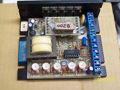 Electrol C-mh-23-787a-cm Speed Control Board