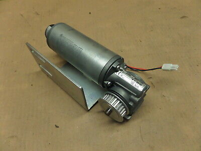 Gear Motor Dc 180v 3400rpm 81 Reduction Dunkermotoren Germany S19