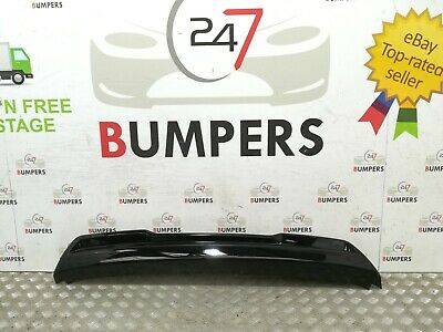 FORD ECOSPORT ST REAR BUMPER DIFFUSER COVER SKID PLATE TRIM P/N: HN15-17D781-AAW