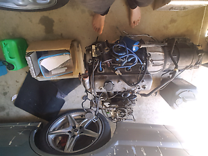 Toyota 4k engine and auto box Fitzgibbon Brisbane North East Preview