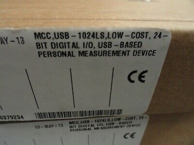 Measurement Computing Usb-1024ls New