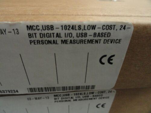 Measurement Computing USB-1024LS New!!!